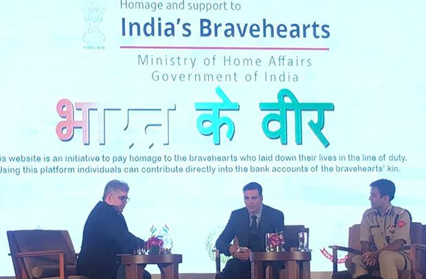 OMG! Akshay Kumar raises Rs. 6-7 crore for Bharat Ke Veer at Motilal Oswal's investor conference