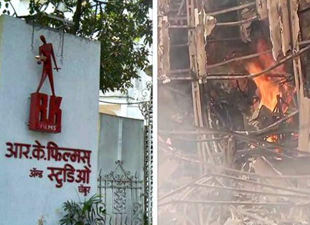 OMG! Fire breaks out at RK Studios in Chembur