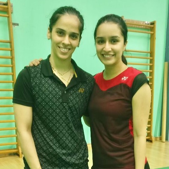 Shraddha Kapoor starts prep for Saina Nehwal biopic and this is the proof