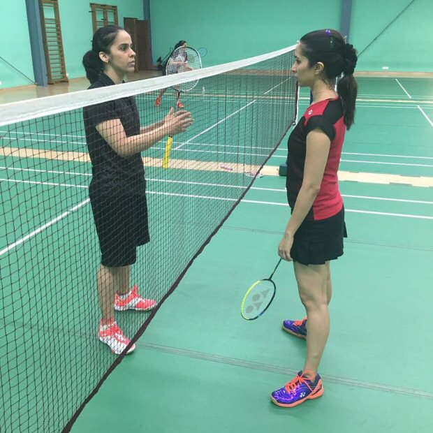 Shraddha Kapoor starts prep for Saina Nehwal biopic and this is the proof1