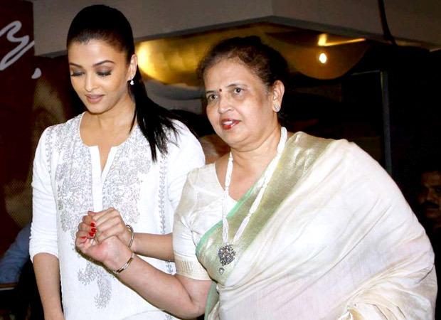 Aishwarya Rai Bachchan's mom to move in with her