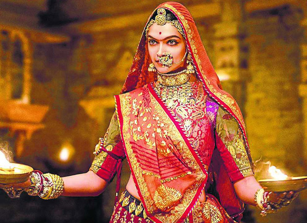 Deepika Padukone did 66 twirls in extravagant costume and jewellery for Padmavati