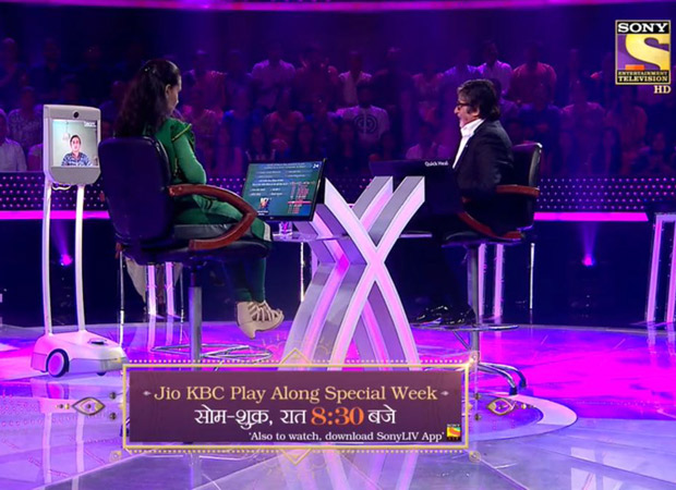 EXCLUSIVE Amitabh Bachchan and Nobel peace prize winner Kailash Satyarthi first time on Indian TV on KBC 9! (2)