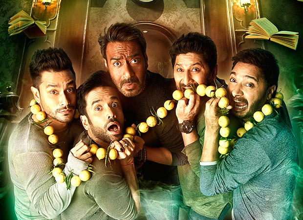 Golmaal Again collects 3.91 mil. USD [Rs. 25.43 cr] in overseas