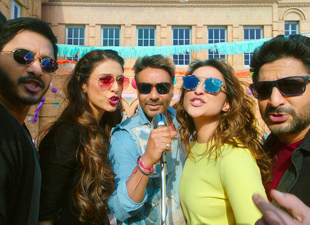 Golmaal Again crosses Rs. 200 cr. at the worldwide box office
