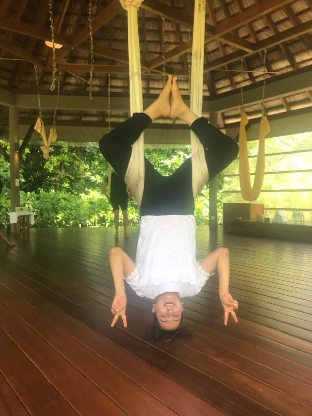 Here's how Juhi Chawla's Maldives vacation turned out to be a detox trip