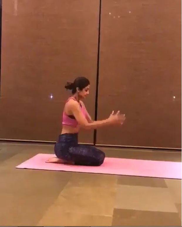 Here's how Shilpa Shetty sought triumph over her demons with yoga