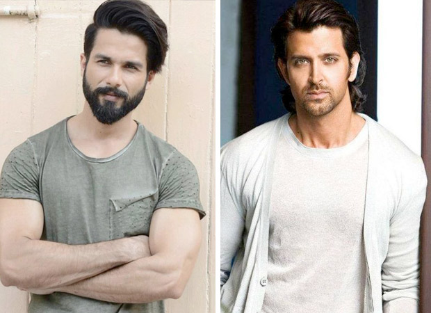 Is Shahid Kapoor planning to step into Hrithik Roshan's shoes