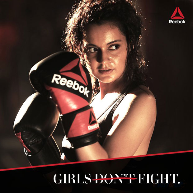 Kangana Ranaut and Reebok join hands to speak up against gender pay disparity new