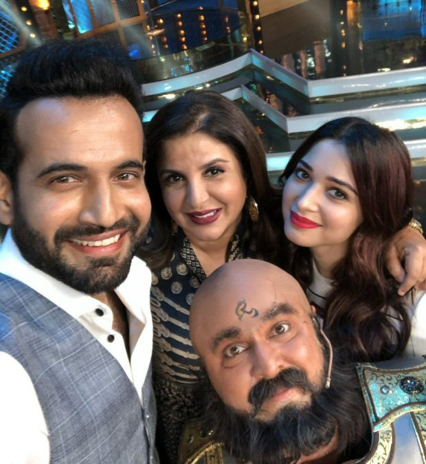 Lip Sing Battle This actress dressed up as Rajinikanth and danced to Lungi Dance31