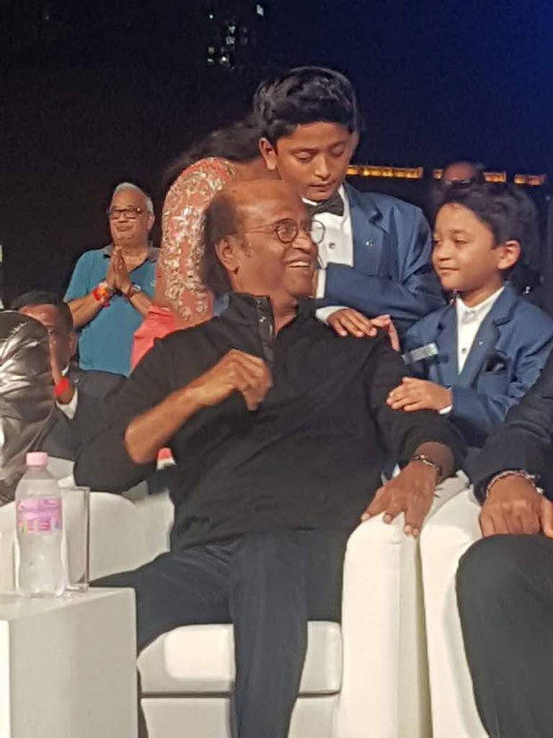 MEGA EVENT – Rajinikanth, h the audio of 2.0 with much fanfare
