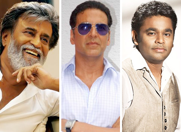 Rajinikanth, Akshay, Rahman to be in Dubai on October 27