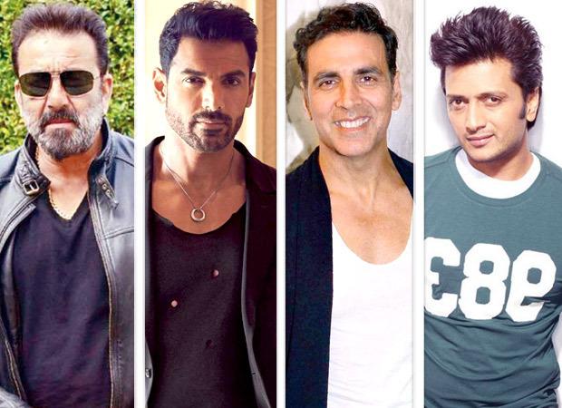 Sanjay Dutt, John Abraham join the cast of Housefull 4 along with Akshay Kumar and Riteish Deshmukh