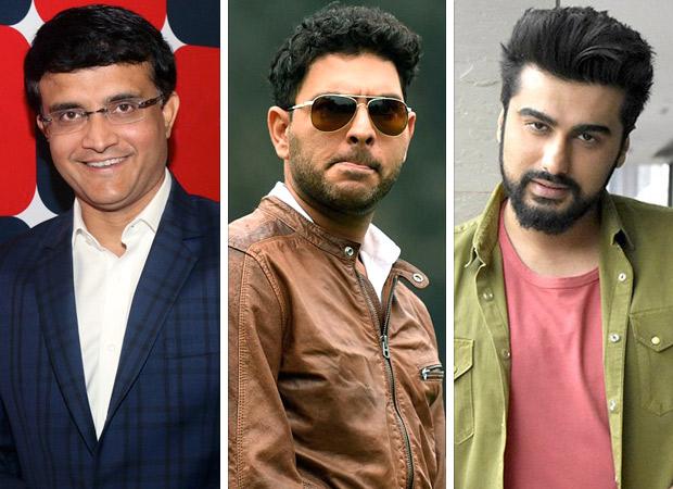 Sourav Ganguly, Yuvraj Singh interest Arjun Kapoor1