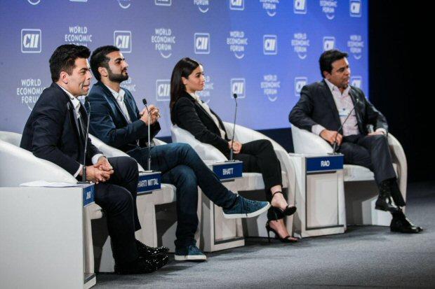 WOW! Alia Bhatt looks dapper at World Economic Forum1