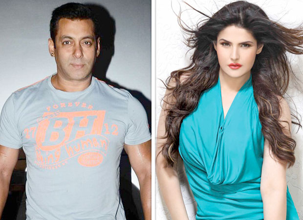 """""""If I wake up as Salman Khan, I'll give out my decision if I want to get married or not"""" – Zareen Khan"""