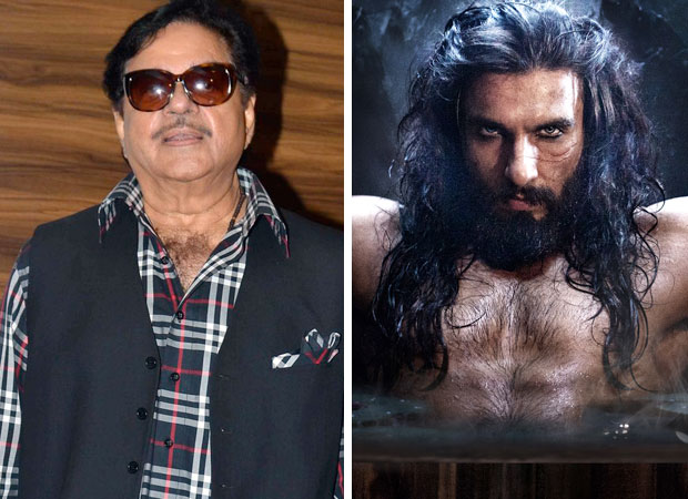 """Industry mein itna sannatta kyun hai"" - Shatrughan Sinha on the eerie silence in the film industry over Padmavati"