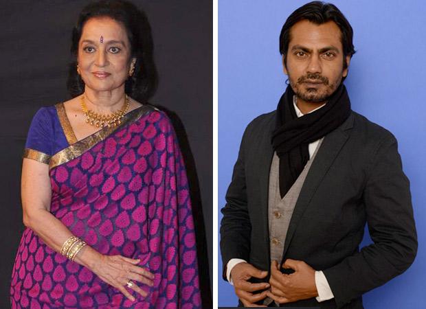 """What Nawazuddin Siddiqui did to the ladies was not in good taste"" - Asha Parekh criticizes Nawazuddin's biography"