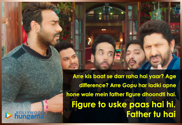 17 dialogues from Golmaal Again that made us go LOL & ROFL! (11)