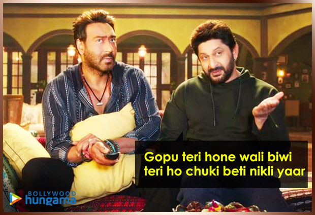 17 dialogues from Golmaal Again that made us go LOL & ROFL! (9)