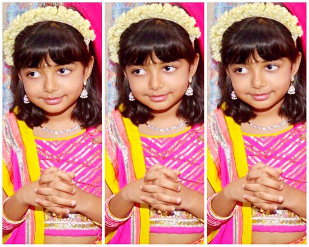 Amitabh Bachchan pens a heartfelt post on granddaughter Aaradhya Bachchan's 6th birthday (3)