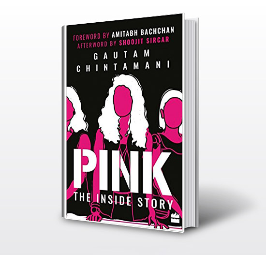 Book review - Pink - The Inside Story