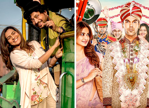 Box Office Qarib Qarib Singlle collects 2 cr., Shaadi Mein Zaroor Aana less than 1 cr. on Day 1