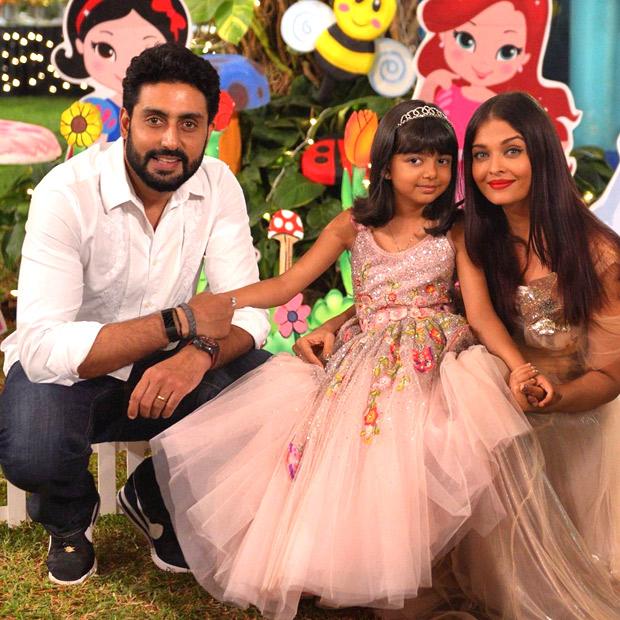 Check out Aishwarya Rai Bachchan and Abhishek Bachchan celebrate Aaradhya Bachchan's 6th birthday with a grand bash! (2)