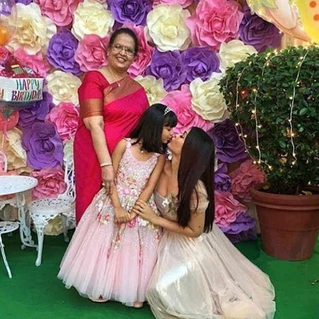 Check out Aishwarya Rai Bachchan and Abhishek Bachchan celebrate Aaradhya Bachchan's 6th birthday with a grand bash! (4)
