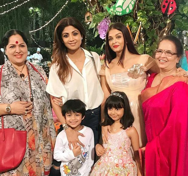 Check out Aishwarya Rai Bachchan and Abhishek Bachchan celebrate Aaradhya Bachchan's 6th birthday with a grand bash! (6)
