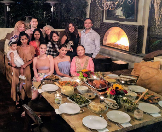 Check out Priyanka Chopra celebrates Thanksgiving in Los Angeles