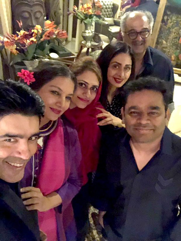 Check out Sridevi's surprise birthday party for Boney Kapoor (2)