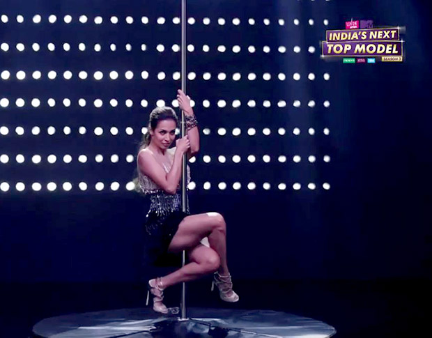HOT! Malaika Arora gears up to show some pole dance moves on TV and here's a glimpse
