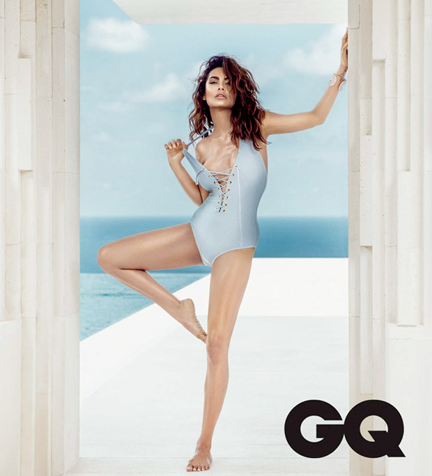 HOT Sultry siren Esha Gupta is Internet with her sexy bikini photoshoot for GQ