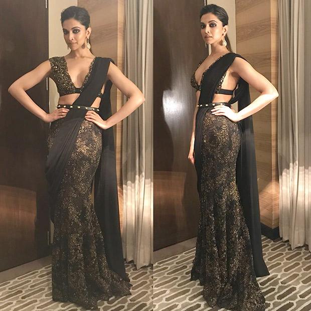 HOTNESS Deepika Padukone's bold and beautiful look at GQ Fashion Nights has left everyone swooning! (2)