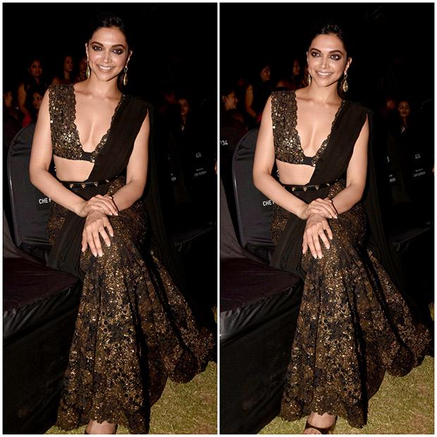 HOTNESS Deepika Padukone's bold and beautiful look at GQ Fashion Nights has left everyone swooning! (4)
