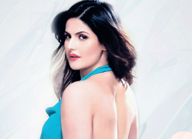 Here's what Zareen Khan thinks of pickup lines and her ideal date! features