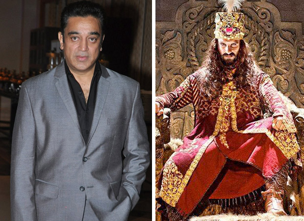 Kamal Haasan comes out in support of Padmavati