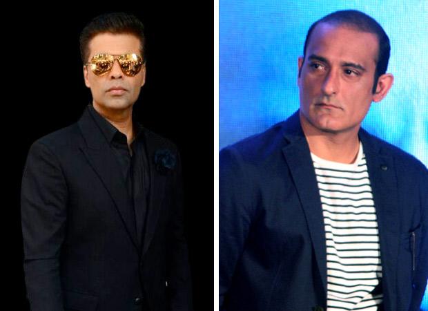 Karan Johar reveals Akshaye Khanna rejected Kurbaan; Akshaye trolls back working with him