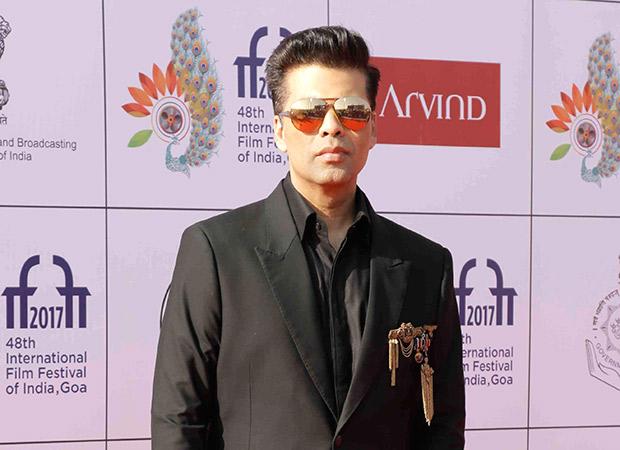 Karan Johar says nepotism word haunts him