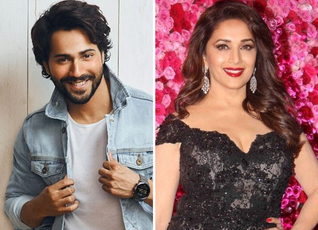 Madhuri Dixit and Varun Dhawan to perform together on 'Tamma Tamma' and here are the details