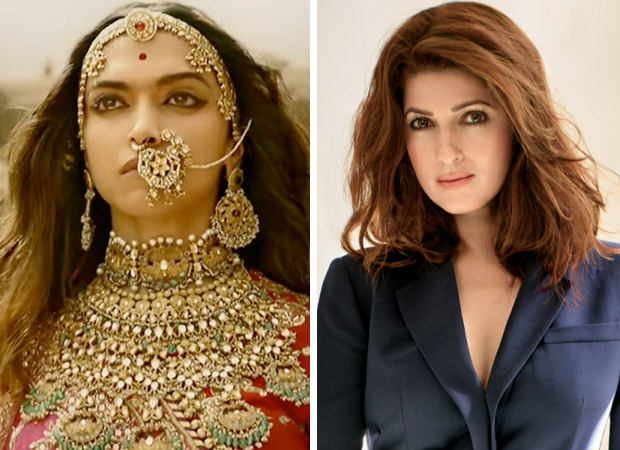 Padmavati Row Twinkle Khanna takes a dig at miscreants; hopes Padamavati to be the biggest hit ever!