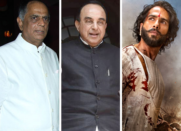 Pahlaj Nihalani takes on Subramanian Swamy, challenges him to prove Padmavati's 'Dubai' funding