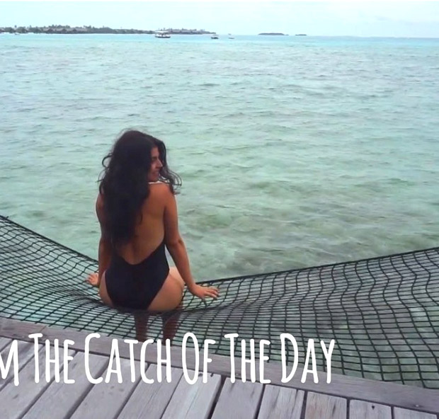 SIZZLING! Teaser of Shenaz Treasury's Maldives vlog is too hot to handle