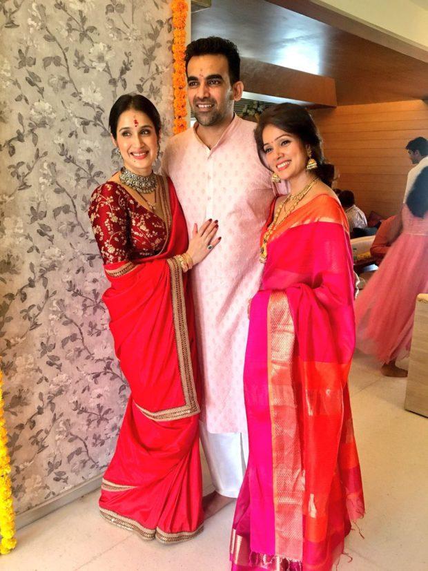 Sagarika Ghatge and Zaheer Khan4