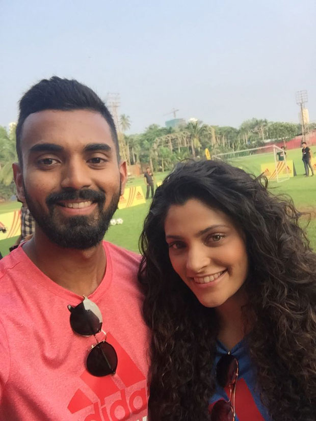 Saiyami Kher flags off Adidas Uprising 3.0 race with cricketers KL Rahul and Rohit Sharma!-04