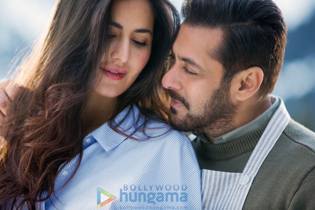 Salman Khan and Katrina Kaif romance in Austria for Tiger Zinda hai
