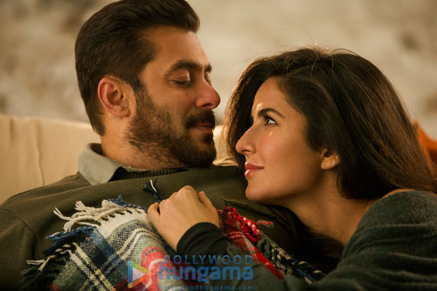Salman Khan and Katrina Kaif romance in Austria for Tiger Zinda