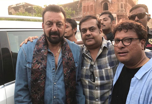 Sanjay Dutt wraps up the second schedule of Saheb Biwi Aur Gangster 3 in Jodhpur