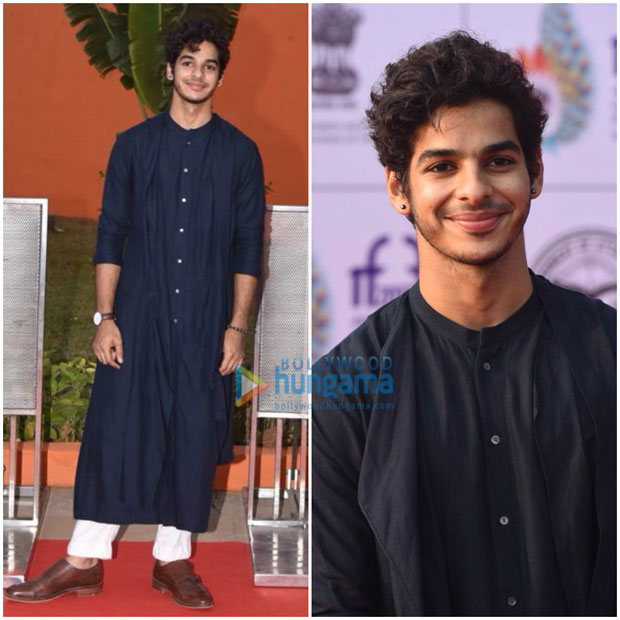 Shah Rukh Khan, Shahid Kapoor, Janhvi Kapoor, Ishaan Khatter and others kick off the opening ceremony-5